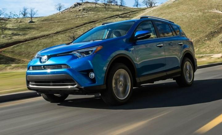 Toyota Rav7 2017 Year