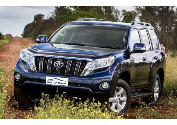 Toyota Prado 2015 Year