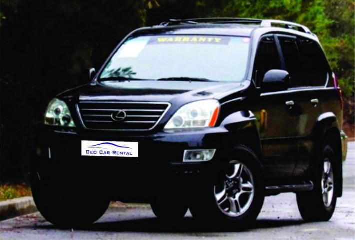 Lexus GX 470 2009 Year