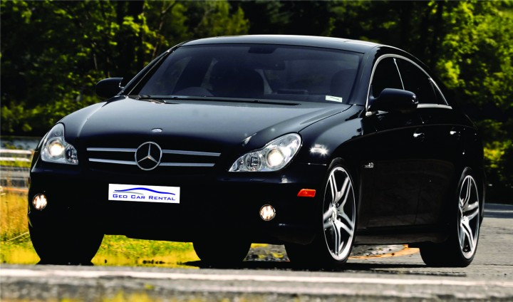 Mercedes Benz CLS 2007