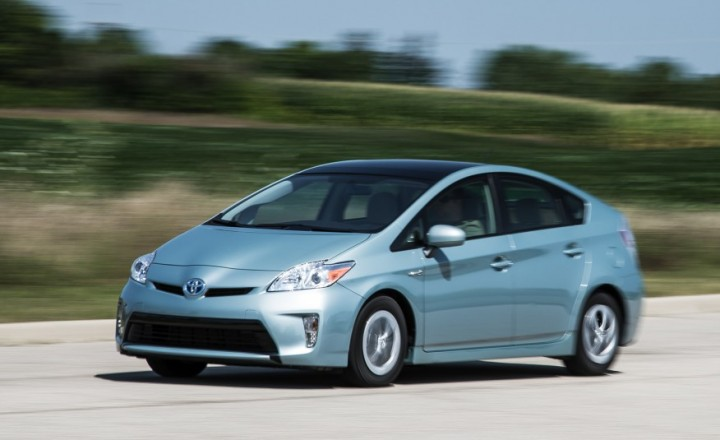 Toyota Prius 2014 Year