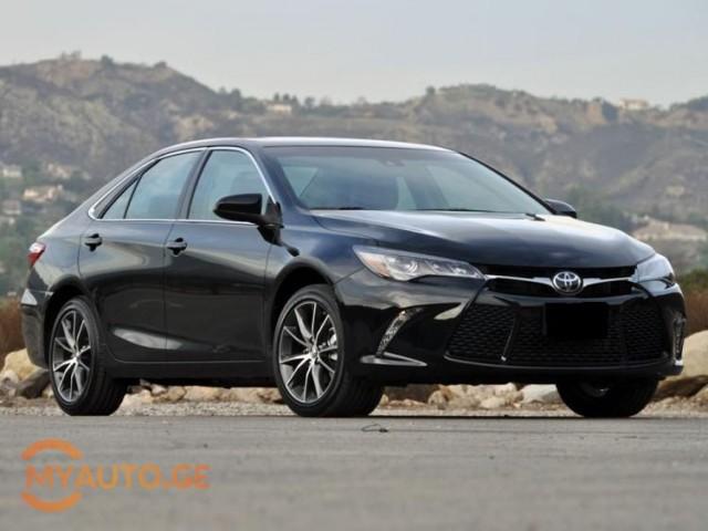 Toyota Camry Hybrid…